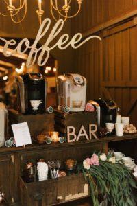 Le bar à café