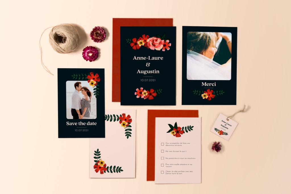 Collection-mariage -boheme-Popcarte_blog_lesbullesdebonheur